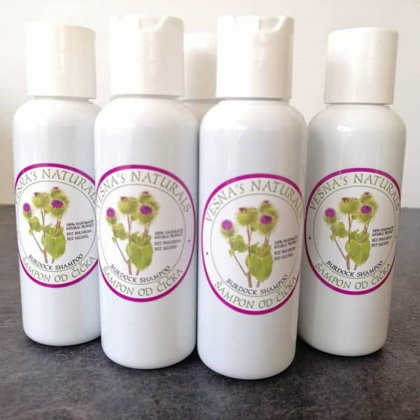 Burdock Shampoo 100 ml
