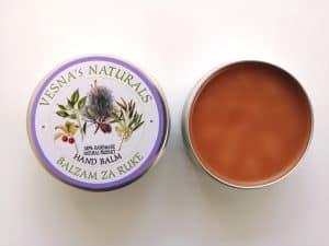 Vesna's Naturals Hand Balm