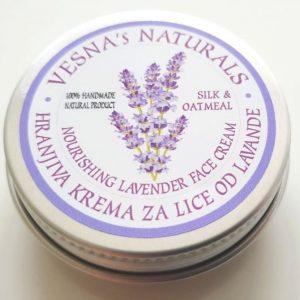 Nourishing Lavender Face Cream, 30 g