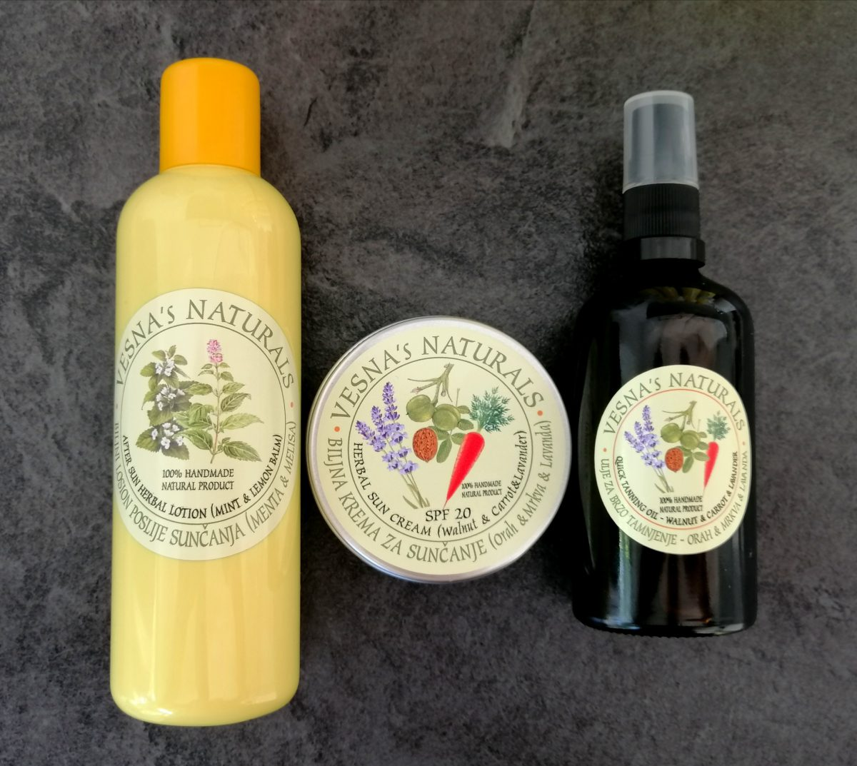 Herbal Sun Products