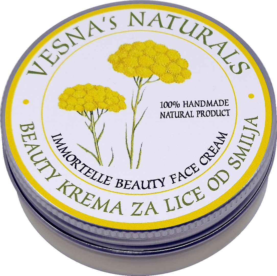Immortelle Beauty Face Cream