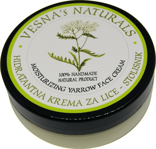 Moisturizing Yarrow Face Cream